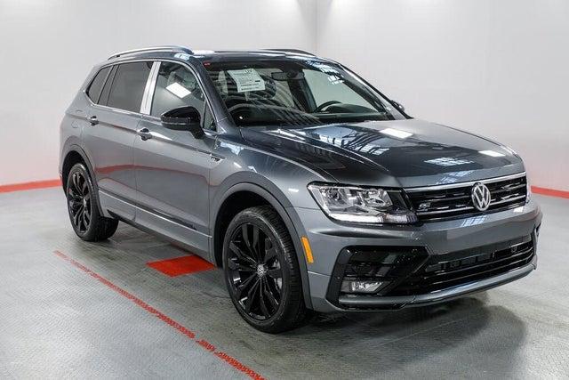 2021 Volkswagen Tiguan 2.0T SE R-Line Black 4Motion AWD ...