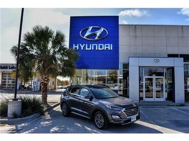 2021 Hyundai Tucson Ultimate FWD