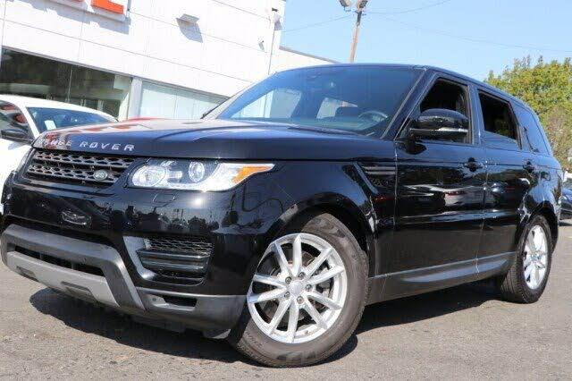 2016 Land Rover Range Rover Sport V6 SE 4WD