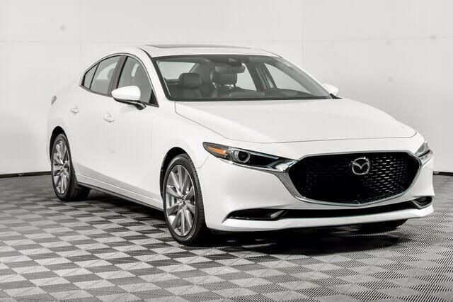 2019 Mazda MAZDA3 Premium Sedan AWD