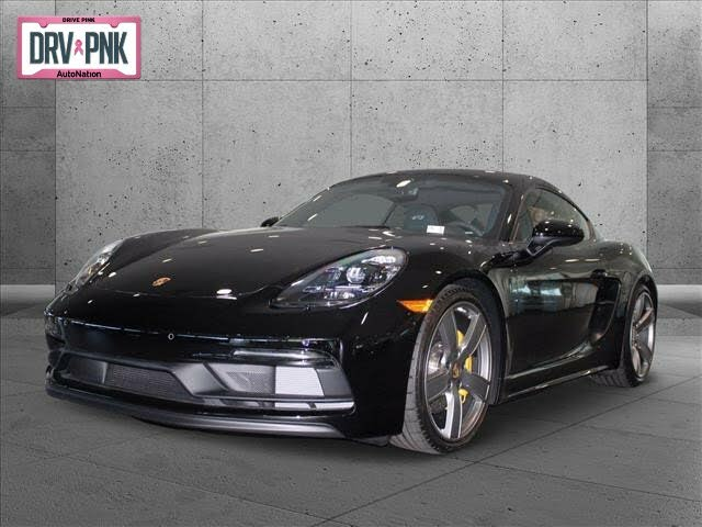 2021 Porsche 718 Cayman GTS 4.0 RWD