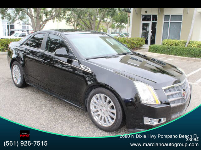 2010 Cadillac CTS 3.6L Performance RWD