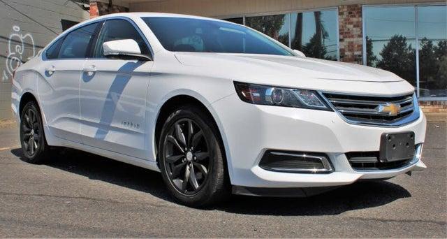 2016 Chevrolet Impala For Sale In Portland Or Cargurus