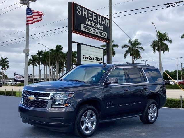 2017 Chevrolet Tahoe LS RWD