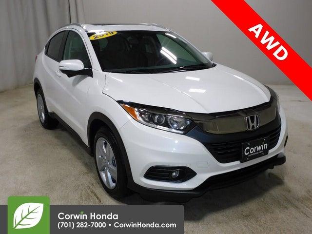 2019 Honda HR-V EX-L AWD