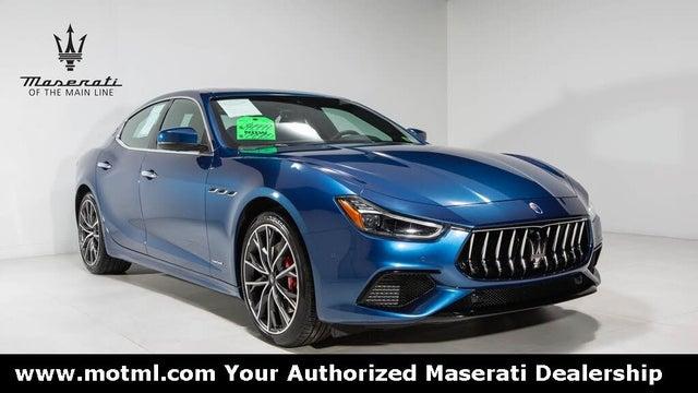 2020 Maserati Ghibli S Q4 GranSport 3.0L AWD