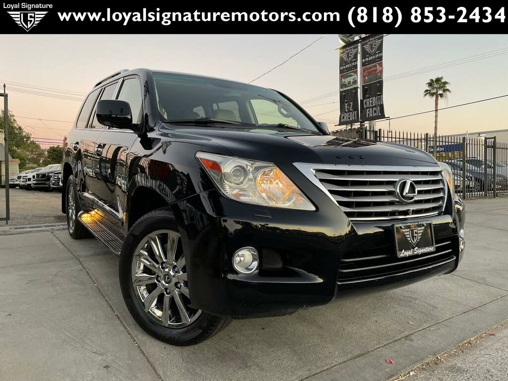 Used Lexus Lx 570 For Sale Right Now Cargurus
