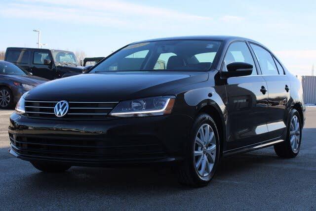 2017 Volkswagen Jetta 1.4T SE FWD
