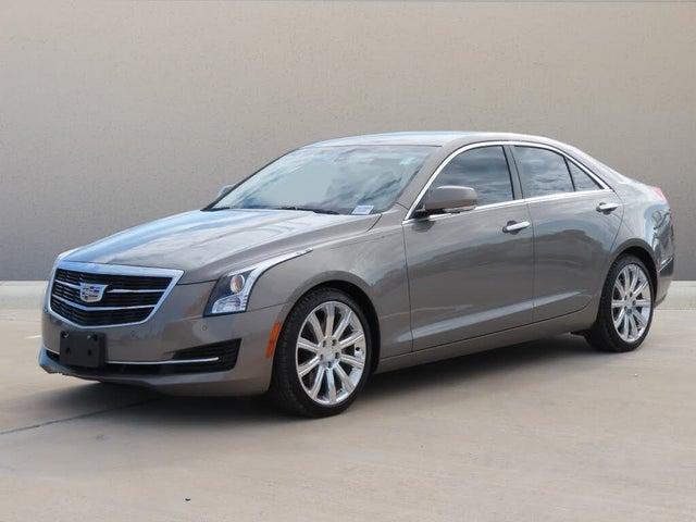 2017 Cadillac ATS 2.0T Luxury RWD