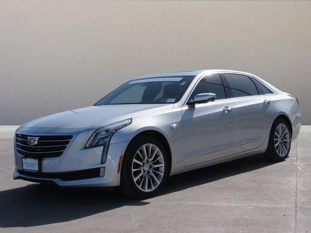 2018 Cadillac CT6 3.6L Luxury AWD