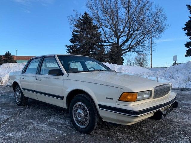 1990 Buick Century Limited Sedan FWD