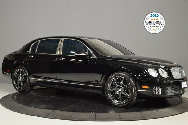 2013 Bentley Continental Flying Spur W12 AWD