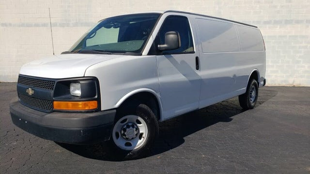 2011 Chevrolet Express Cargo 3500 Extended RWD