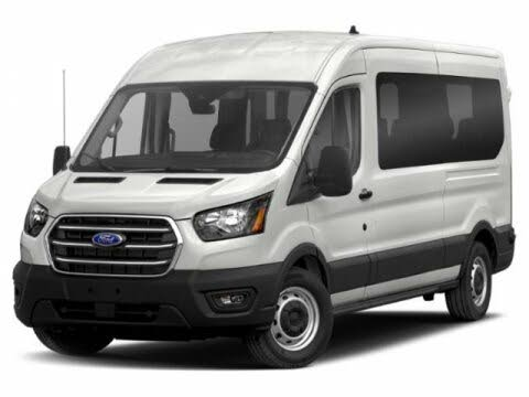 2021 Ford Transit Passenger 350 XL Medium Roof LB RWD
