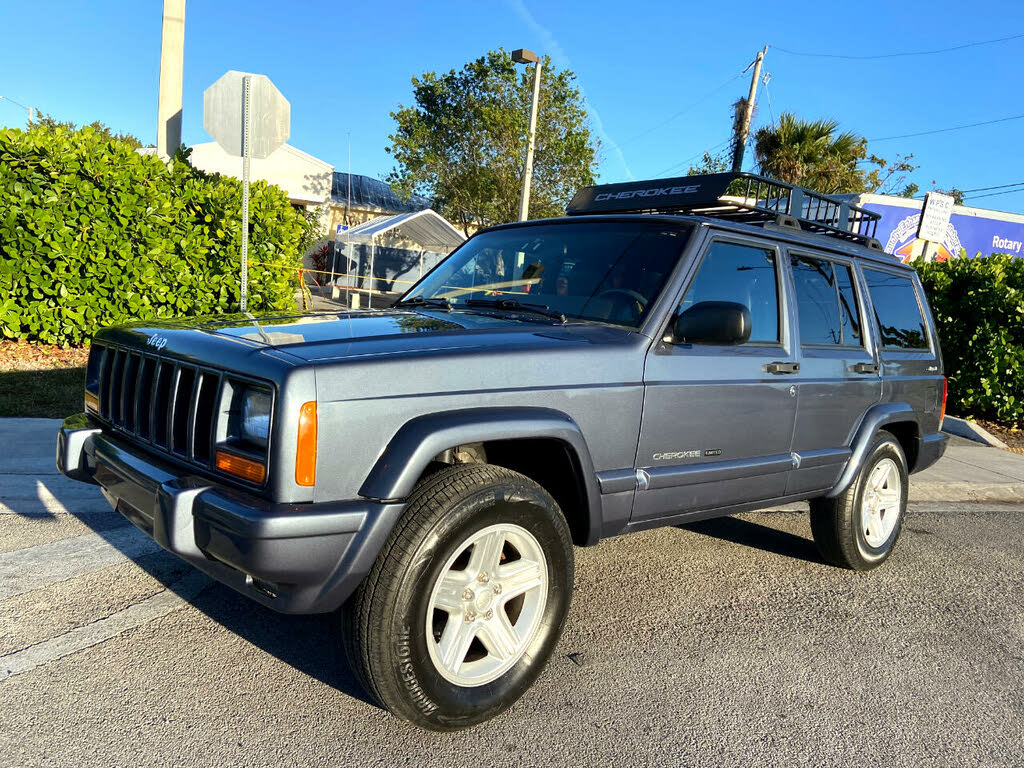 50 Best 2001 Jeep Cherokee For Sale Savings From 2 979