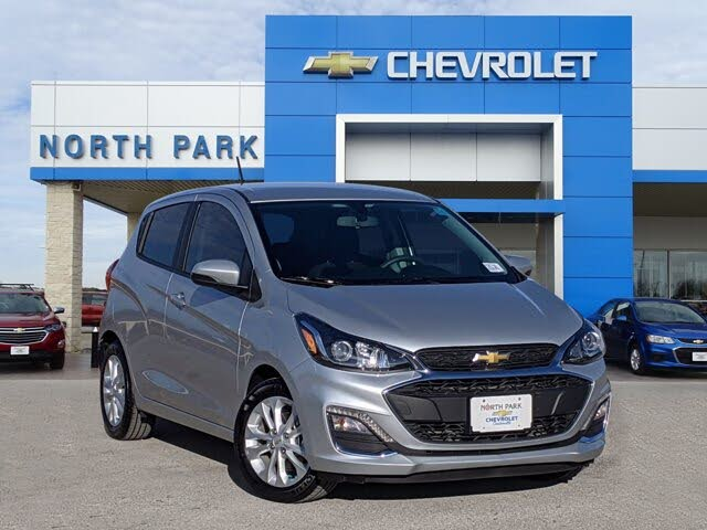 2019 Chevrolet Spark 1LT FWD