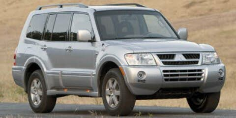 2006 Mitsubishi Montero Limited 4WD