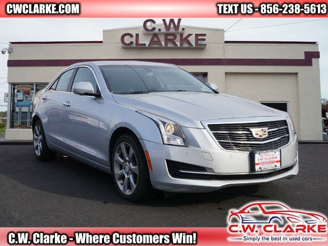 2015 Cadillac ATS 2.0T Performance AWD