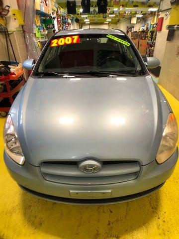 2007 Hyundai Accent SE 2-Door Hatchback FWD