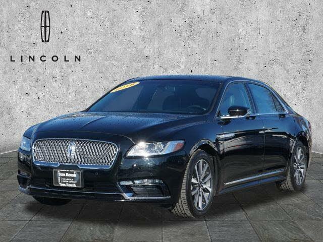 2018 Lincoln Continental Premiere AWD