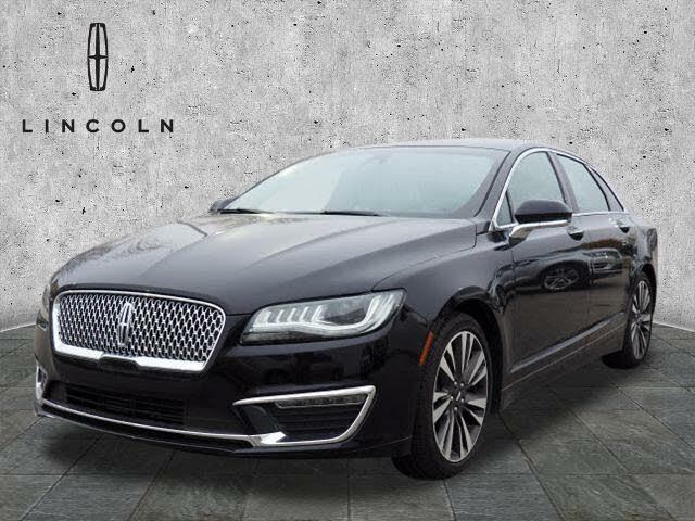 2018 Lincoln MKZ Select AWD