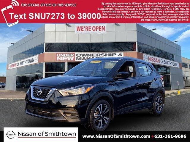 2019 Nissan Kicks SV FWD