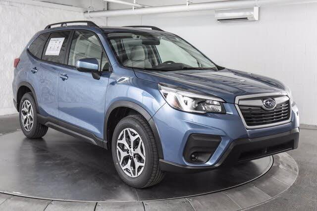 2021 Subaru Forester Premium Crossover AWD