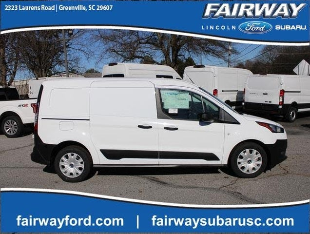 2021 Ford Transit Connect Cargo XL LWB FWD with Rear Cargo Doors