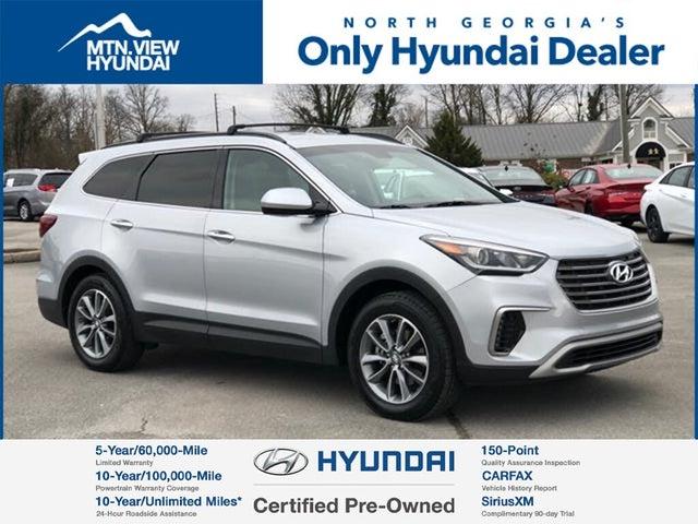 Hyundai Santa Fe Kokemuksia