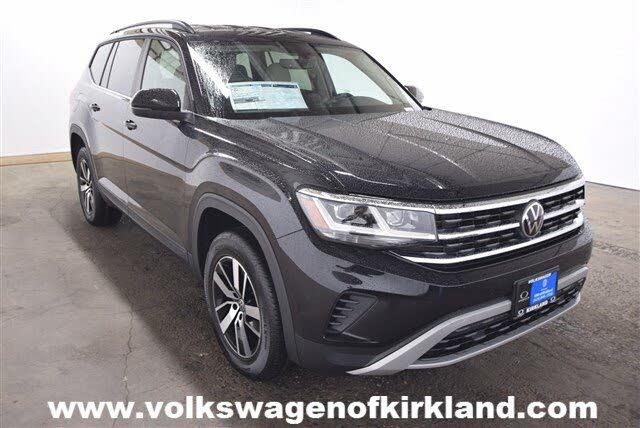 2021 Volkswagen Atlas 2.0T SE 4Motion AWD