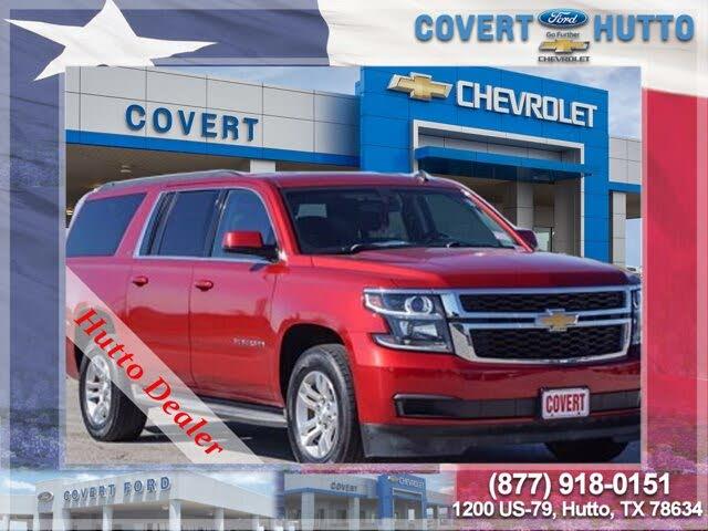 2015 Chevrolet Suburban 1500 LS RWD