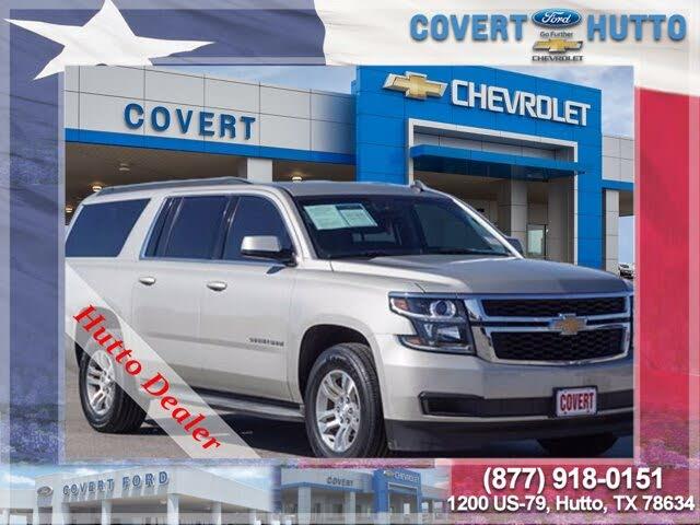2015 Chevrolet Suburban 1500 LT RWD