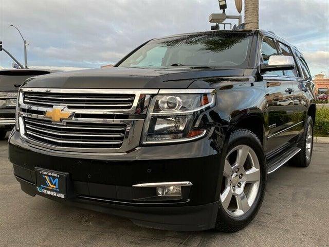 2015 Chevrolet Tahoe LTZ RWD