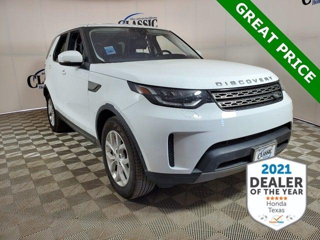 2019 Land Rover Discovery V6 SE AWD