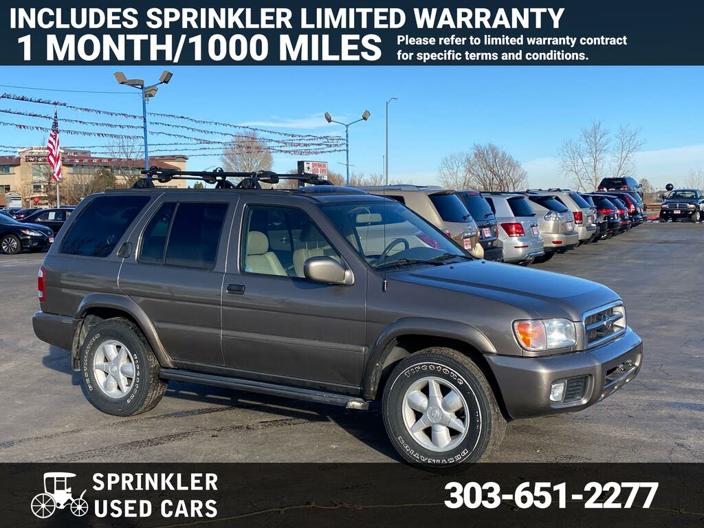 50 Best 2001 Nissan Pathfinder For Sale Savings From 2 519