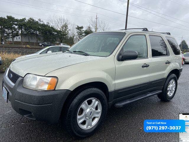 2003 Ford Escape XLT FWD