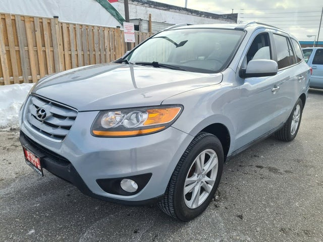 2010 Hyundai Santa Fe 3.5L Limited AWD with Navigation
