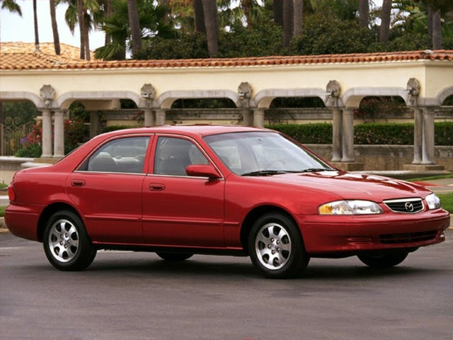 2000 Mazda 626