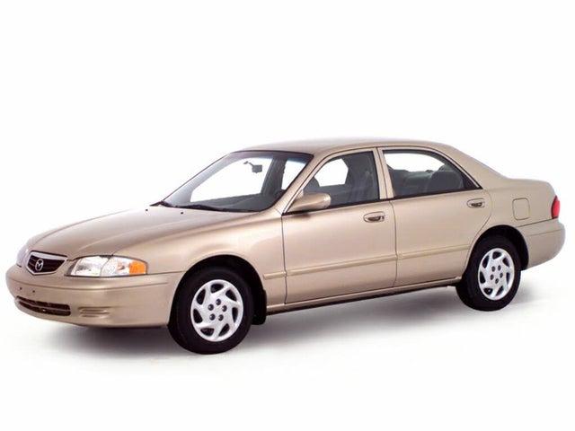 2000 Mazda 626 LX V6