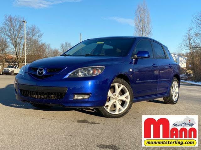 2007 Mazda MAZDA3 s Sport Hatchback