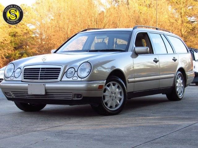 1999 Mercedes-Benz E-Class E 320 4MATIC Wagon