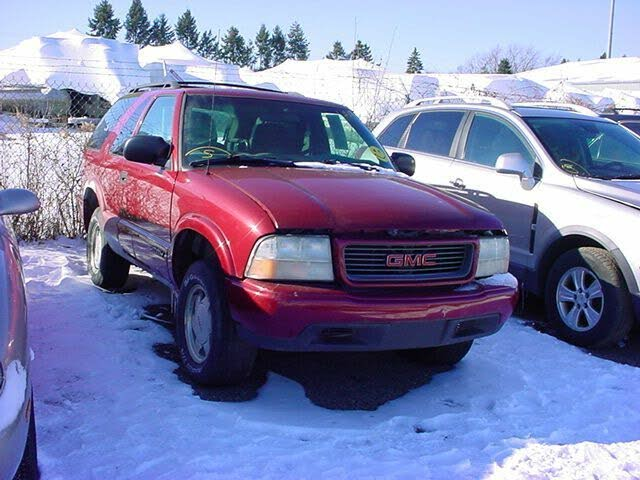 2000 GMC Jimmy 2 Dr SLS SUV