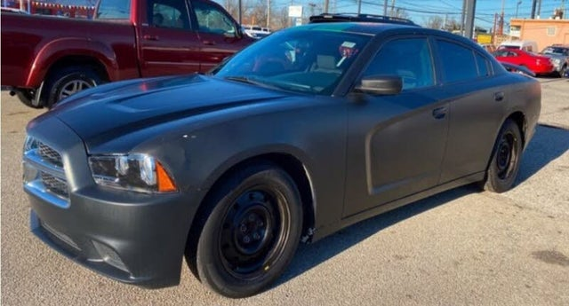 2013 Dodge Charger Police RWD