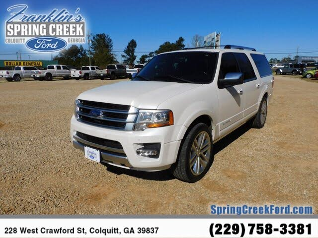2016 Ford Expedition EL Platinum