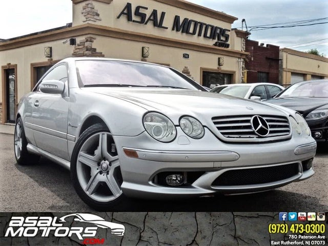 2006 Mercedes-Benz CL-Class CL AMG 55 2dr Coupe