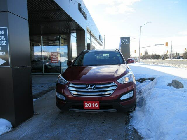 2016 Hyundai Santa Fe Sport 2.0T SE AWD