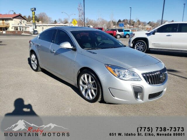 2016 Buick Regal GS Sedan AWD