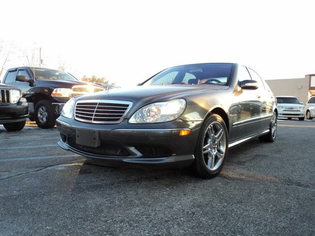 Used Mercedes Benz S Class S Amg 55 For Sale Right Now Cargurus