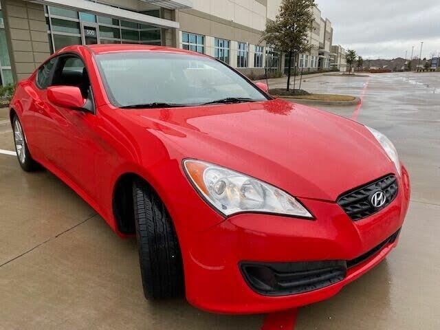 2011 Hyundai Genesis Coupe 2.0T RWD