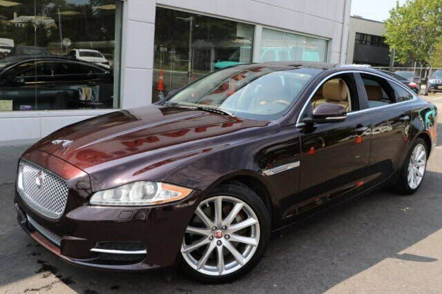 2014 Jaguar XJ-Series XJ RWD